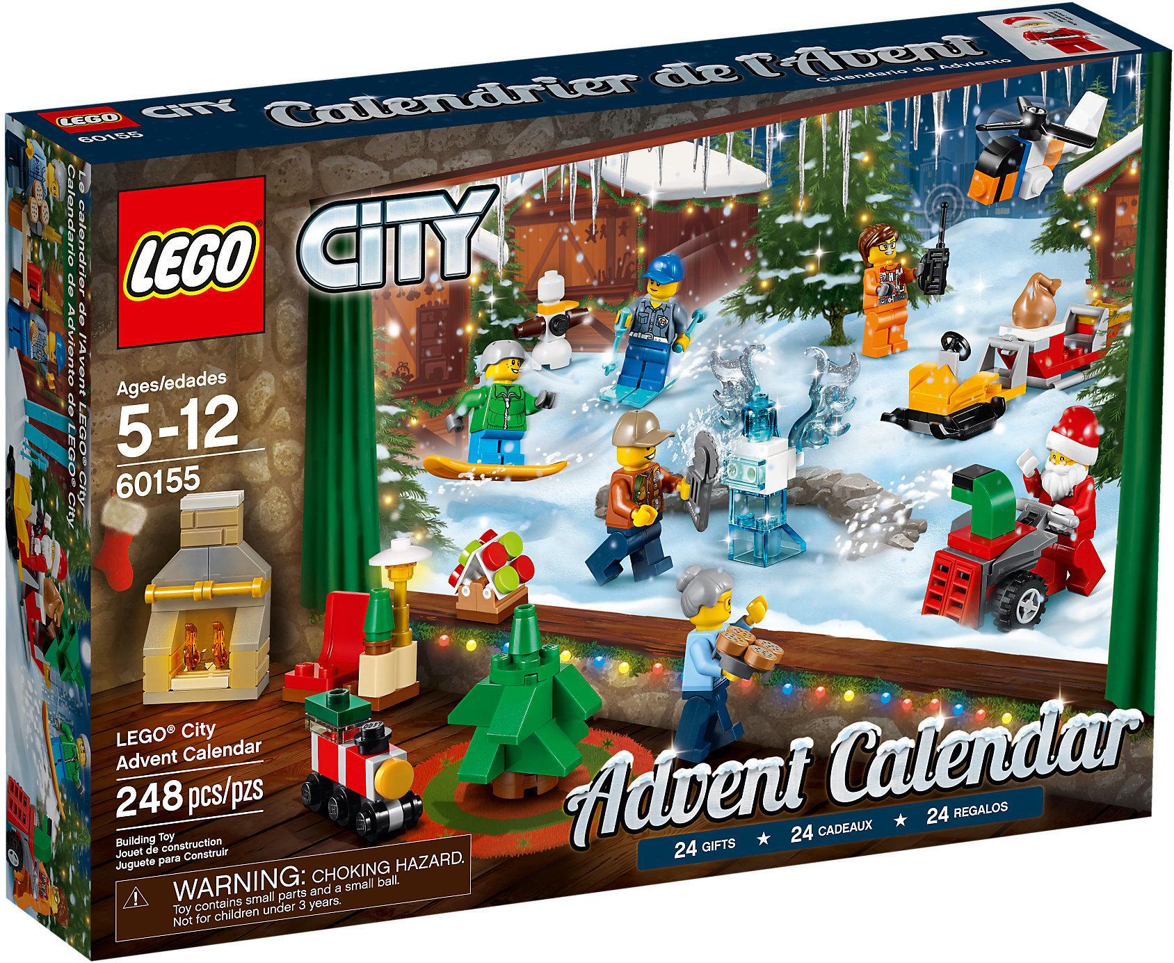 Calendario Avvento Ravensburger.Christmas Il Calendario Dellavvento Idee Originali Natale 2017